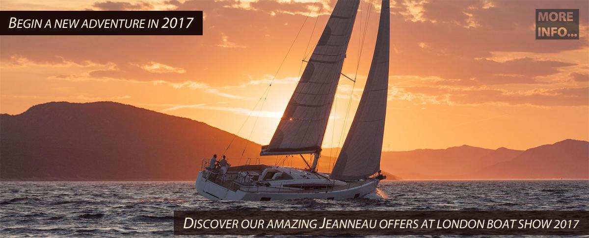 LBS 2017 Jeanneau yacht adventure