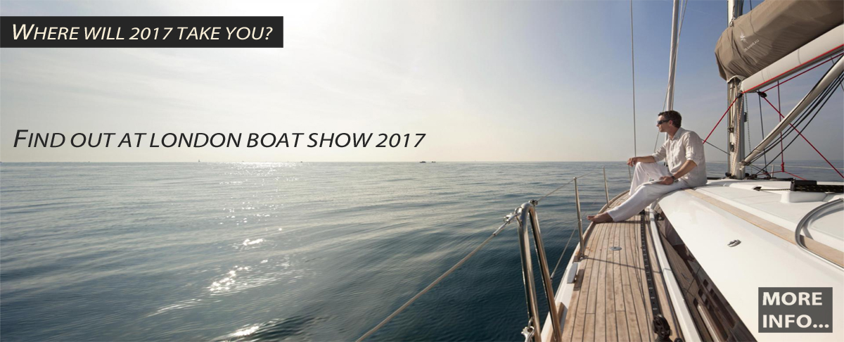 London Boat Show 2017 - sail off in 2017