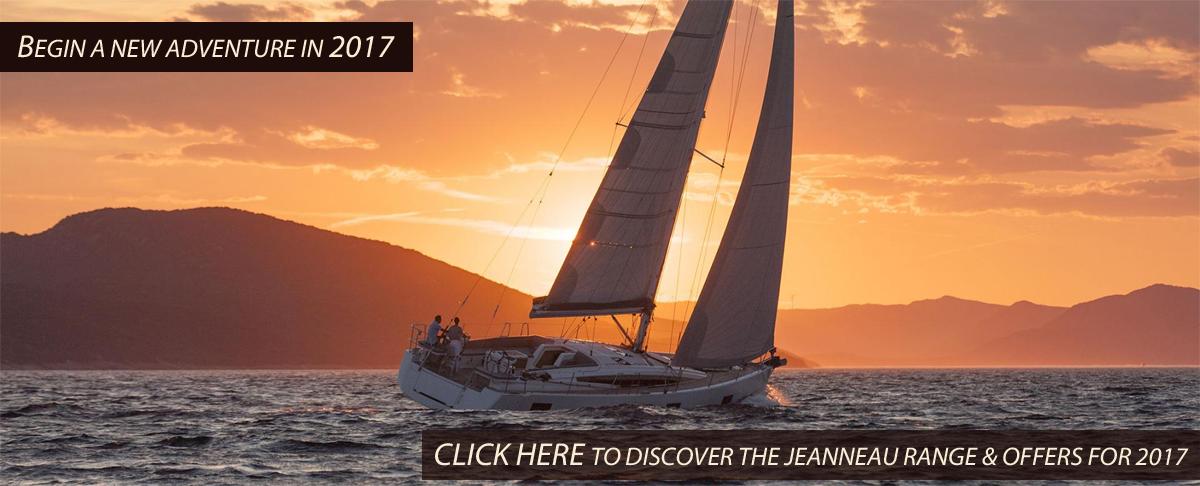 JEANNEAU 2017 new adventure