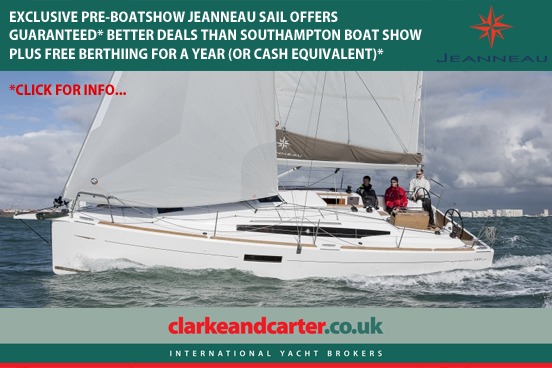 Jeanneau special offer