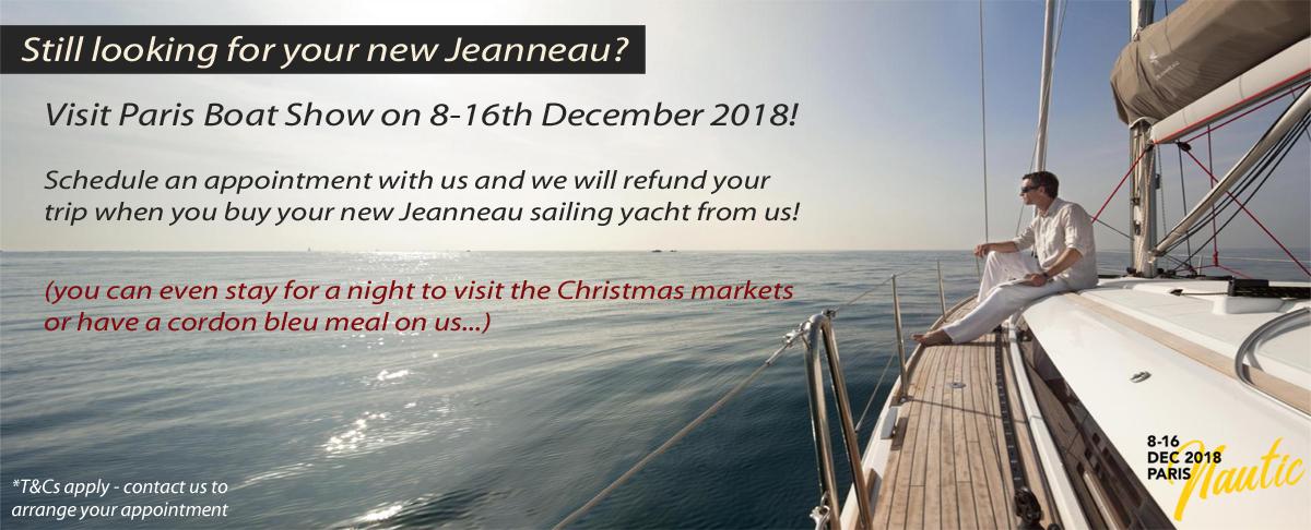 Visit Paris Boat Show 2018