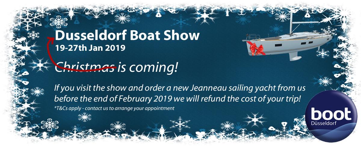 Visit Dusseldorf Boat Show 2019