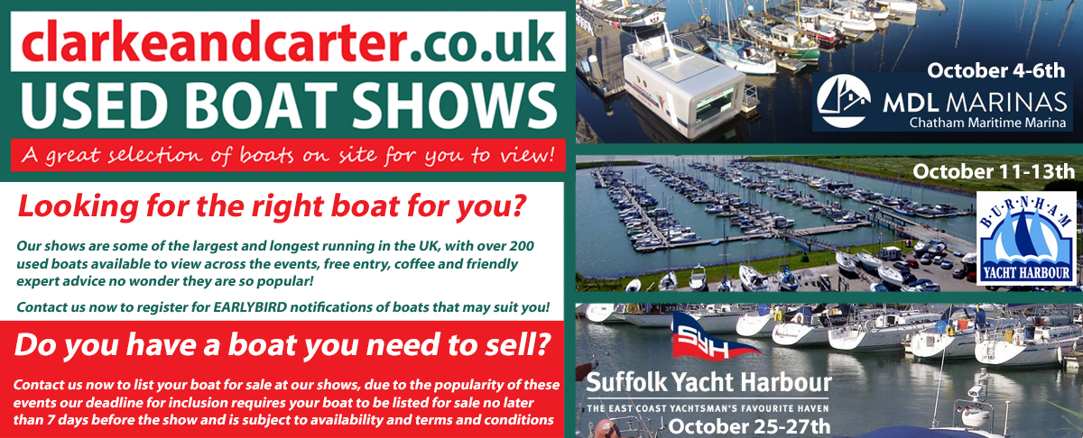 2019 Used Boat Show events